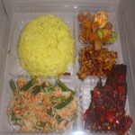 menu box lestari catering jakarta